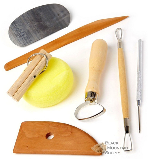 Pottery Tool Set