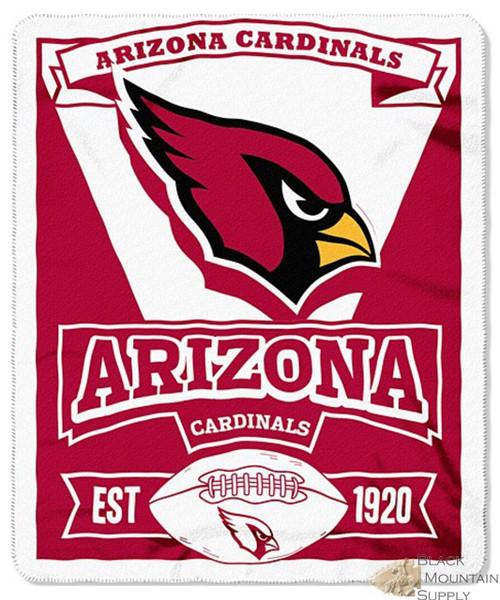 Arizona Cardinals Throw Blanket