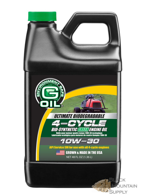 4-Cycle Bio-Synthetic 10W-30 Oil