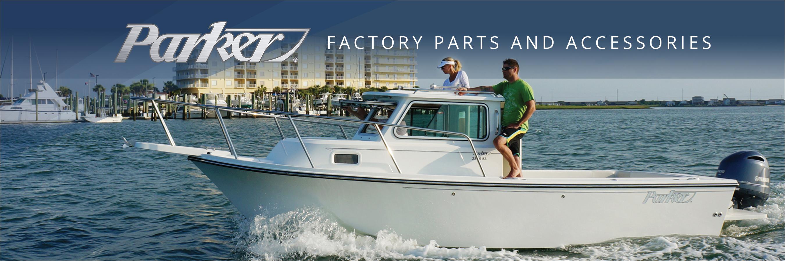 Parker Boat Parts