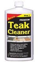 TEAK CLEANER QUART SBC81432