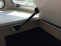 PARKER LIFT SUPPORT FOR XL BOATS 7.5 FOR CABIN HATCH