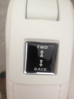 FORWARD / BACK SEAT HANDLE STICKER / LOGO