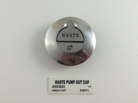 WASTE PUMP OUT CAP 99622-CAP
