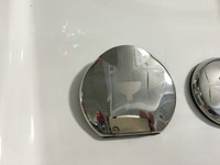 REPLACEMENT STAINLESS STEEL TRANSOM SHOWER CUP & COVER ASSY.