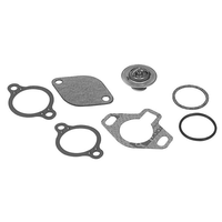 ** $26.95 **GENUINE MERCRUISER 160 DEG. THERMOSTAT KIT FOR STANDARD COOLING - 807252Q5  ** IN STOCK & READY TO SHIP! **