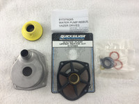 **$109.95 ** GENUINE MERCRUISER WATER PUMP REBUILD KIT FOR ALPHA 1 GEN II - 817275Q05 ** IN STOCK AND READY TO SHIP!