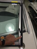 "1/8"" X 5/8"" foam tape ( opening side of the center walk thru windshield ) 41100047"