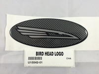 CHAPARRAL BIRD HEAD LOGO U15542-01