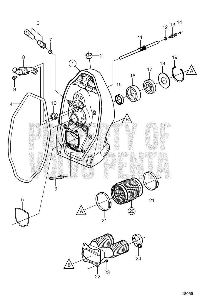 Volvo Penta Xdp Outdrive Diagram - Online Schematic Diagram •