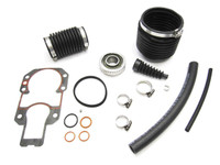 $195.95 ** Genuine MerCruiser Alpha One Gen 2 Bellows Transom Repair & Service Kit OEM 30-803099T1