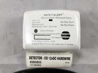 DETECTOR - CO 12v DC HARDWIRED - 17.00052