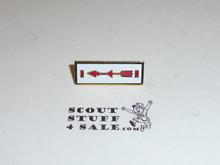 Order of the Arrow Vigil Sash Pin