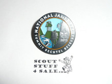 2013 National Jamboree Color Pin