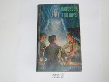 1953 Boy Scout Handbook, Fifth Edition, Sixth Printing, Very Good condition
