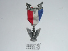 Eagle Scout Medal, Stange 5A/B, 1980-1986