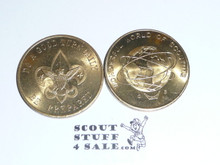 1962 Seattle World's Fair Boy Scout Coin / Token