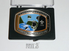 2013 National Jamboree STAFF Belt Buckle