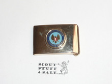 Explorer President's Association Belt Buckle