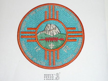 Philmont Scout Ranch, 1989 Order of the Arrow Philmont Trek Jacket Patch