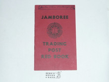 1937 National Jamboree Trading Post Red Book