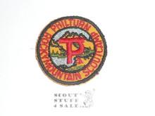 Philmont Scout Ranch, Original PHILTURN Dollar Patch