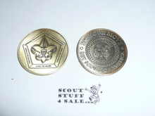 Wood Badge Coin