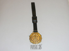 First Class Scout Watch Fob, Gld