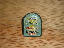Scout Pins - 1989 National Jamboree Staff Pin