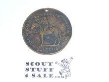 Excelsior Shoe Company Teens Boy Scout Coin / Token #3