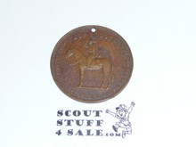 Excelsior Shoe Company Teens Boy Scout Coin / Token #2