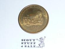 1953 National Jamboree Coin / Token Copper Color
