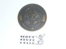 1960 National Jamboree Coin / Token Bronze Color