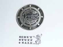 Florida Boy Scout Sea Base One Sided Coin / Token