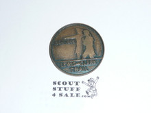 1968 Lewis & Clark Trail Project Boy Scouts of America Coin / Token