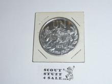 1972 Audubon District Cub Scouts Mardi Gras Coin / Token