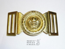 Foreign Boy Scout Metal Belt Buckle