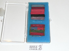 Collection of 10 Boy Scout Contest Bars