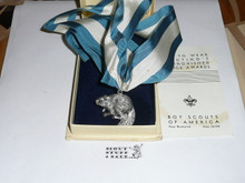 Silver Beaver Award, 1950's, Like new in Box