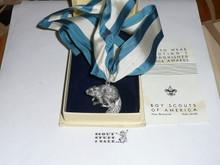 Silver Beaver Award, 1950's, Like new in Box