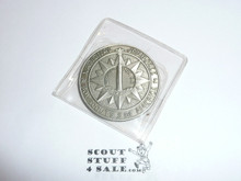 1937 National Jamboree Coin / Token, Chrome Color