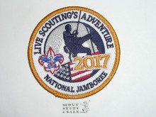 2017 National Jamboree Official Patch
