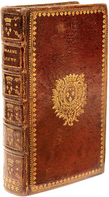 ANON. L'office de la quinzaine de Pasque. Latin-Francois, a l'usage de Rome et de Paris, pour la maison de monseigneur le duc d'Orleans, premier prince du sang. (BOUND FOR THE DUKE OF ORLEANS - 1746)