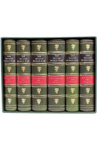 CHURCHILL, Winston. The Second World War. (ALL FIRST EDITIONS - 6 VOLUMES - 1948-54) (c)