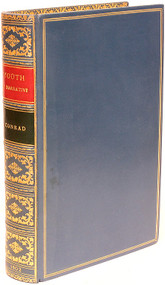 CONRAD, Joseph. Youth: A Narrative and Two Other Stories. (FIRST EDITION - 1902)