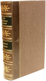 DICKENS, Charles. The Posthumous Papers of The Pickwick Club. (FIRST EDITION - 1837)