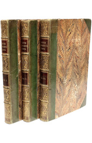DICKENS, Charles. Master Humphrey's Clock. (FIRST EDITION IN BOOK FORM - 1840)