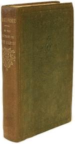 GASKELL, Elizabeth C.. Cranford. (FIRST EDITION - 1853)