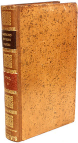 GIBBON, Edward. The History of The Decline and Fall of The Roman Empire. (NEW EDITION - 12 VOLUMES - 1807)