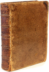 GREGORY, John. The Works of the Reverend and Learned Mr. John Gregory,... In two Parts:..... (FIRST EDITION - 1671)